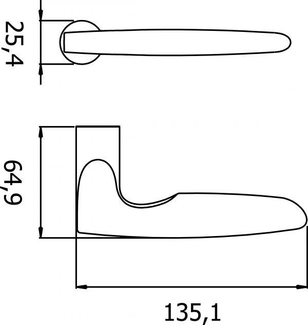 Fechadura 757